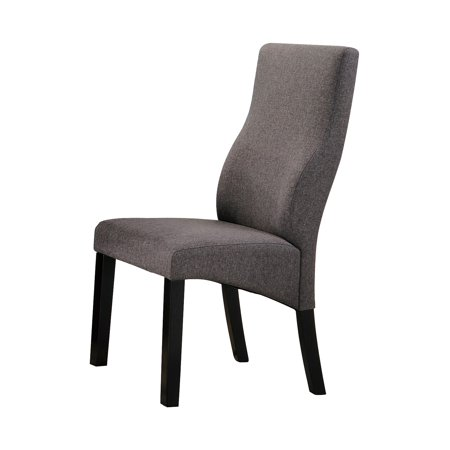 Belle Fontaine Upholstered Parson Chair - Set of 2