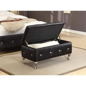 Upholstered Bed – Tristate Apartment Furnishers