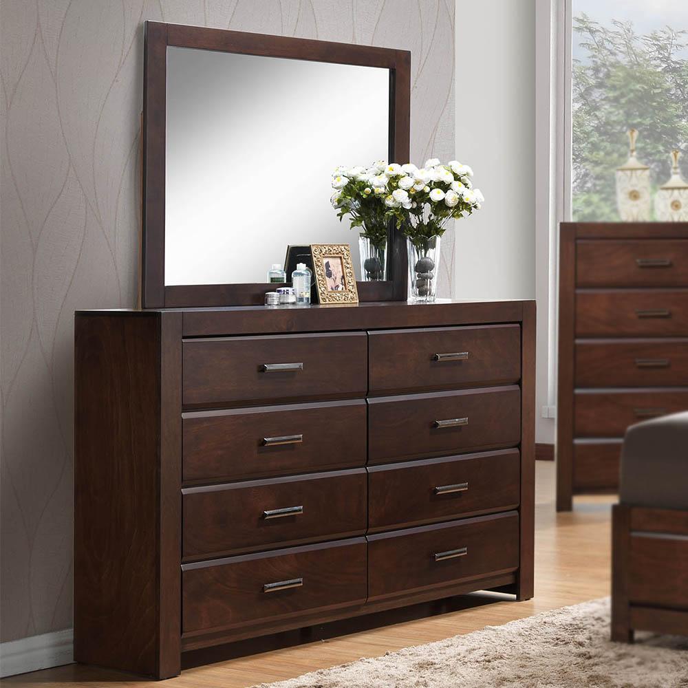 Torino 8-Drawer Dresser