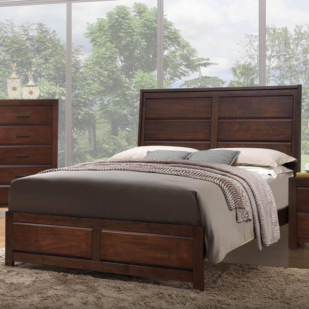 Torino Wood Bed