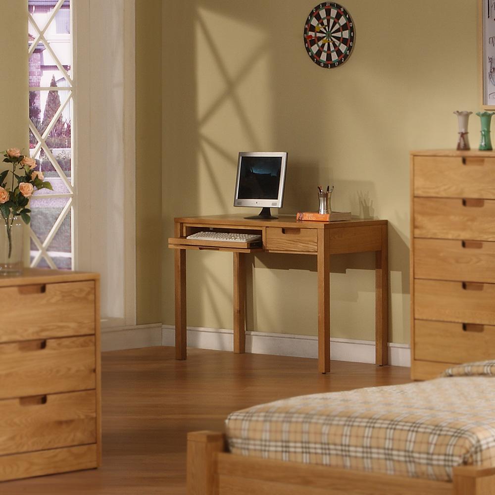 Walden Wood Desk (Natural)