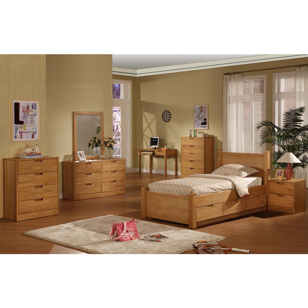 Walden Bedroom Collection (Natural)