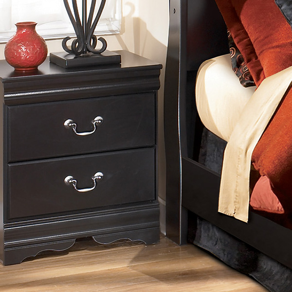 Belzoni 2 Drawer Nightstand