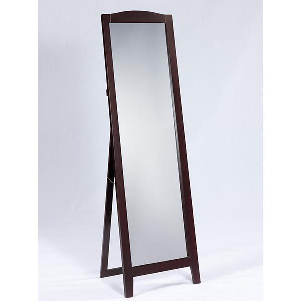 Frederick Wood Standing Mirror (Cherry)