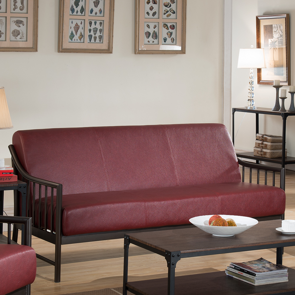 Livingstone Leather Sofa