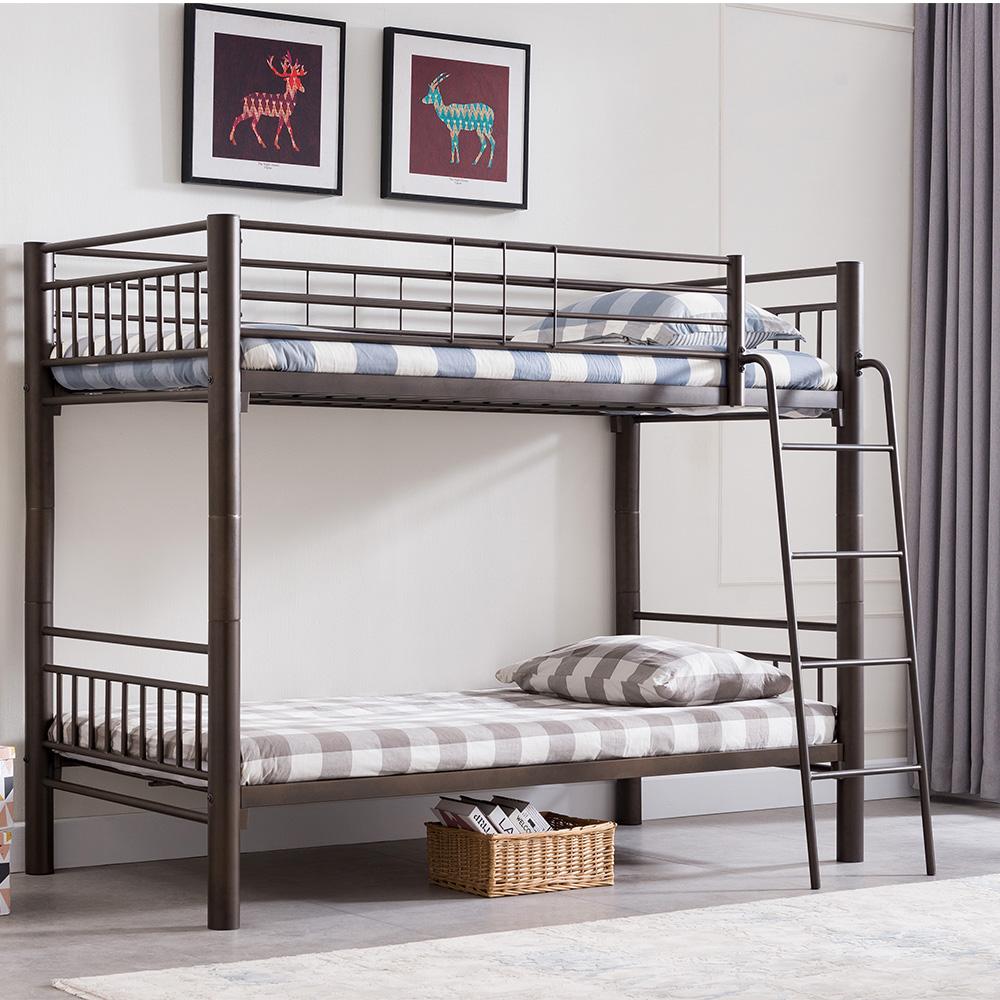 Kipling Metal Convertible Bunk Bed