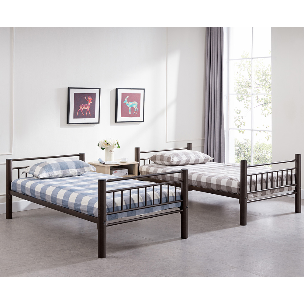 Kipling Metal Convertible Beds