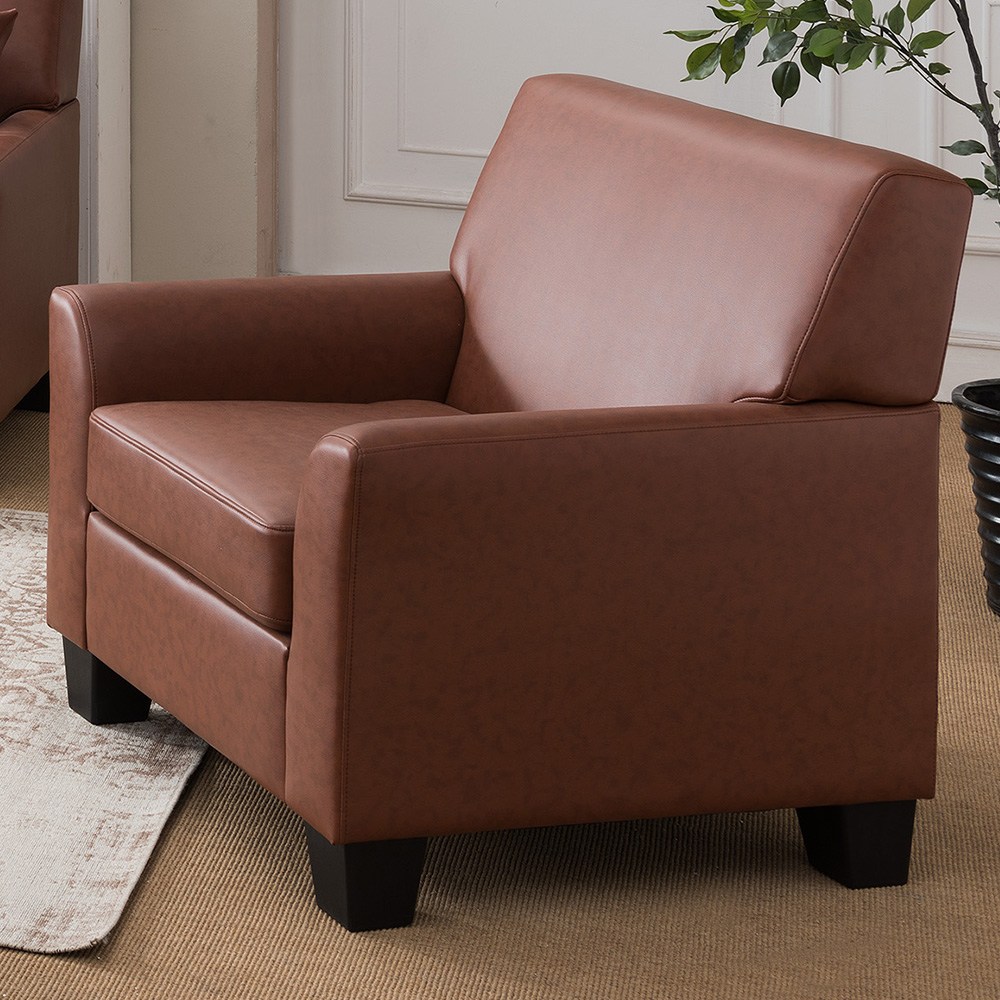 Westerville Leather Chair