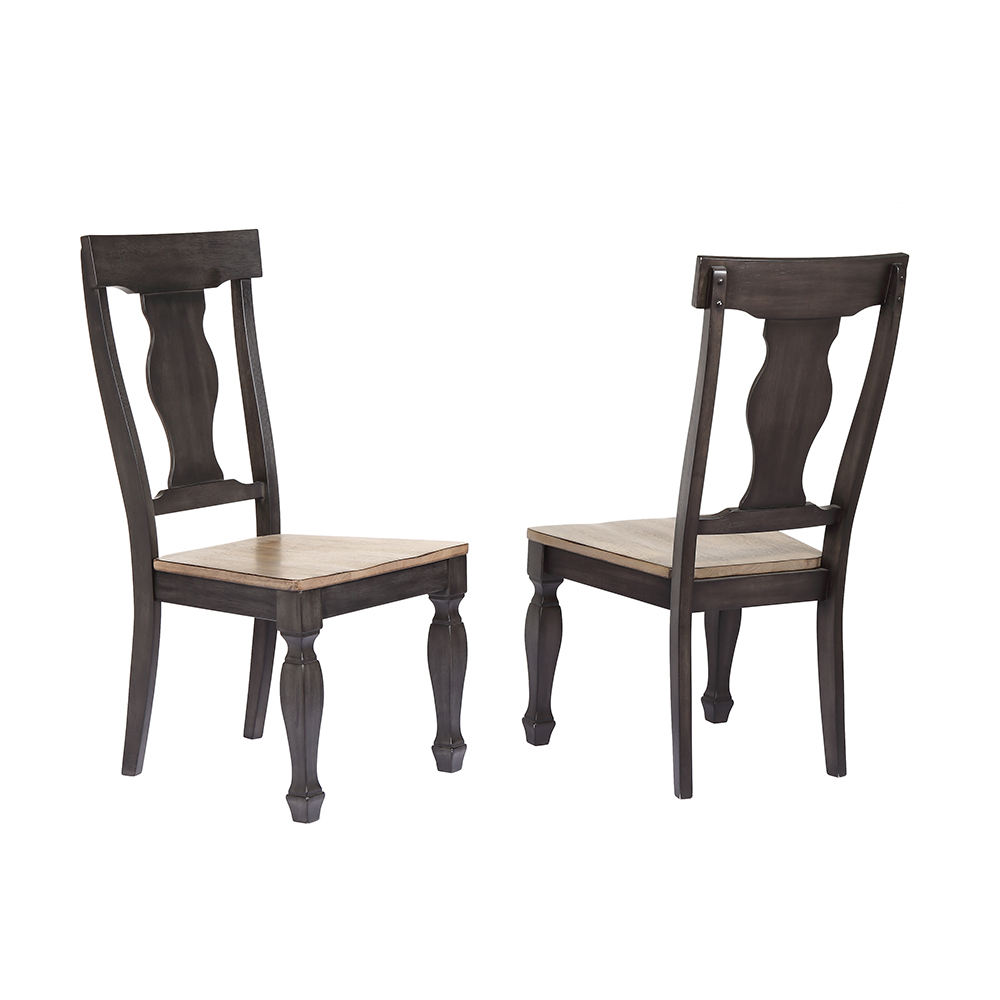 Alleyton Wood Dining Chair - Set of 2