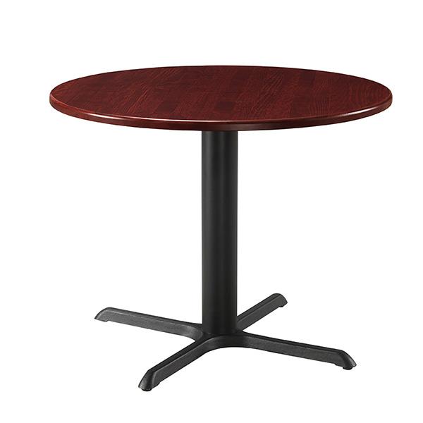 Steinbeck Round Table (Mahogany)
